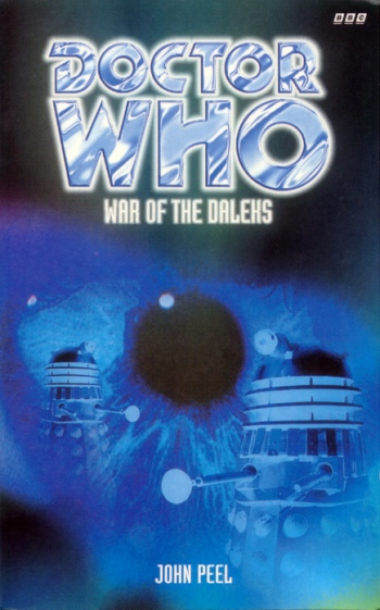 War of the Daleks (Eighth book, 1997) War_of10