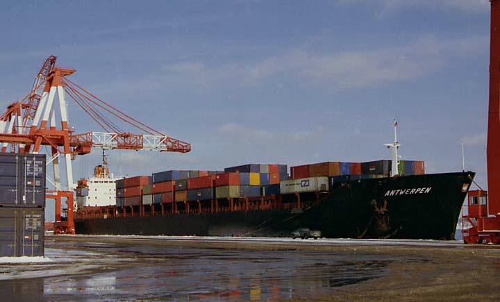 Photos des Navires sur lequel j'ai naviguer  19-78010