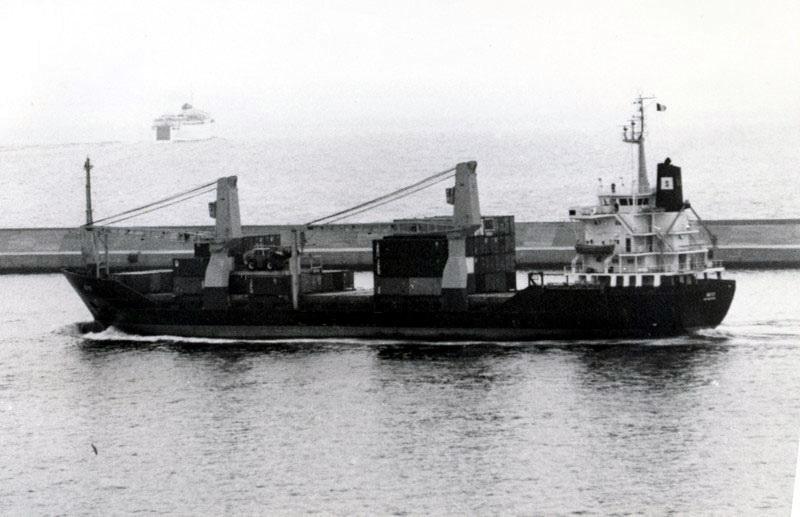 Photos des Navires sur lequel j'ai naviguer  23-81210