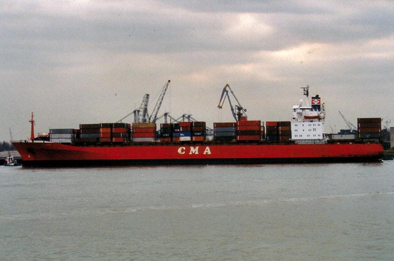 Photos des Navires sur lequel j'ai naviguer  28-82010