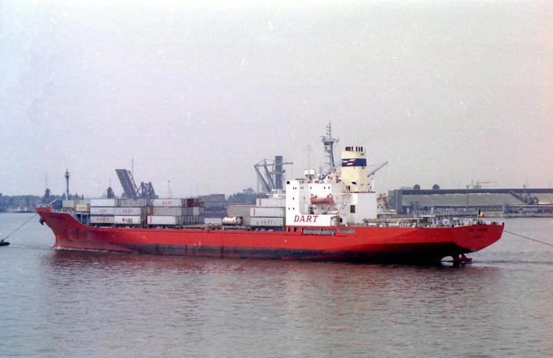 Photos des Navires sur lequel j'ai naviguer  Dart_c10
