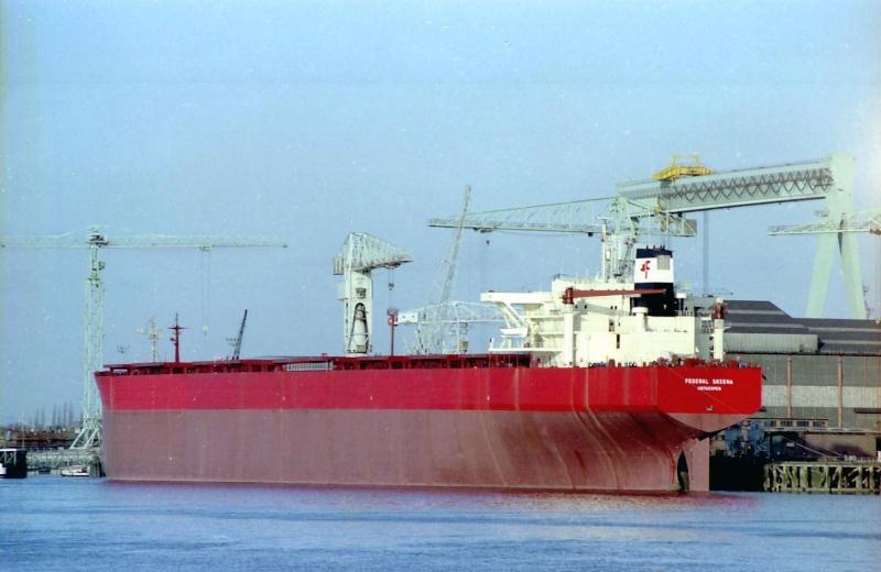 Photos des Navires sur lequel j'ai naviguer  Federa10