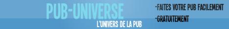 Pub-universe : L'univers de la pub Bannie12