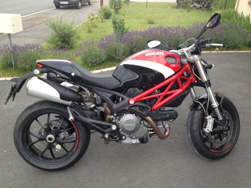 M796 Corse....signé!!...livré!!! Ducati12
