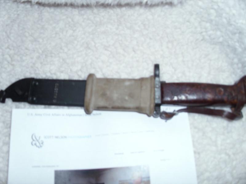 ANA Bayonet 19610