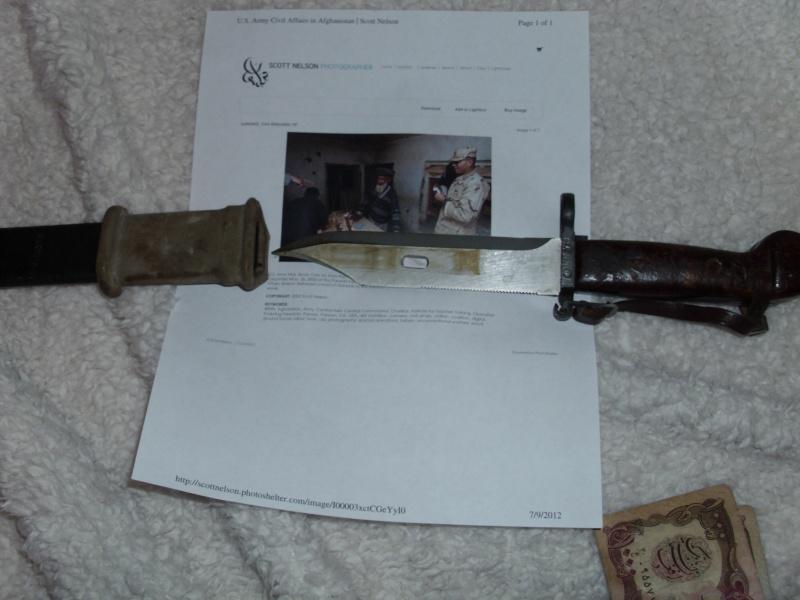 ANA Bayonet 19810
