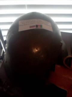 My 3 Afghanistan Helmets Img_2029