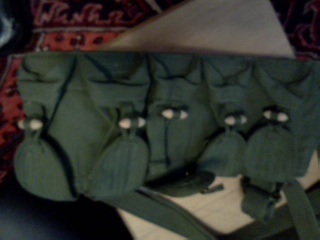 Iraqi SKS Chest Rig with Unit Markings Img_2091
