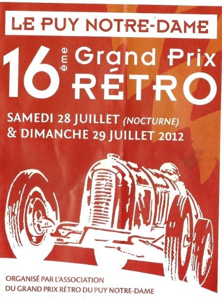 Grand Prix Rétro Le Puy Notre Dame 28 & 29 07 2012 Le_puy10