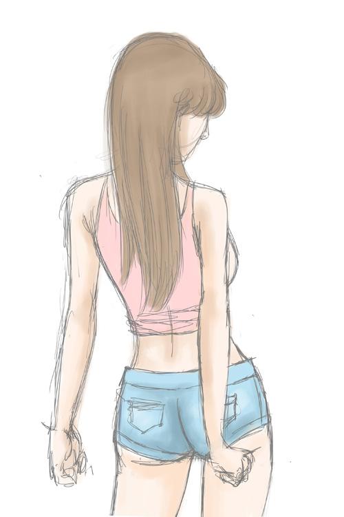 Crayon Hero Time Girl_a12