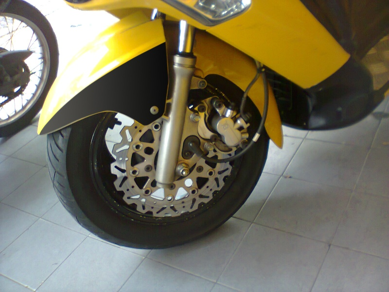 SYM Disc Floating Disc Rotor Depan Belakang Disk10