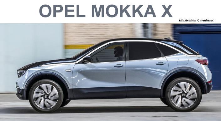 2020 - [Opel] Mokka II [P2QO] - Page 3 Mokka10