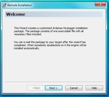 Tutorial On Ardamax 3.0 Keyloggers 110
