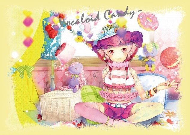 Vocaloid RPG Candy