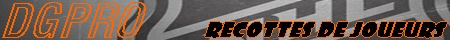 créer un forum : DGPRO Recott11