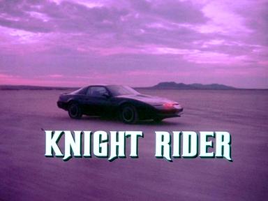 Knight Rider - History Knight10