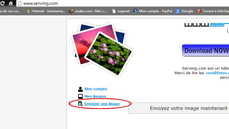 Tutoriel insertion d'image dans les posts Tuto-s10