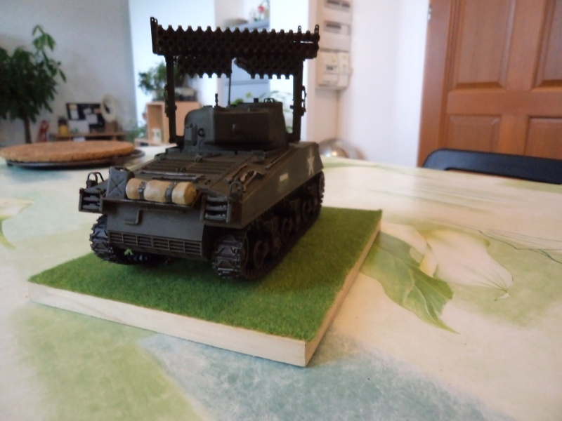 1/35 Revell M4A3 SHERMAN CALLIOPE -TERMINE- - Page 2 Dsc00716