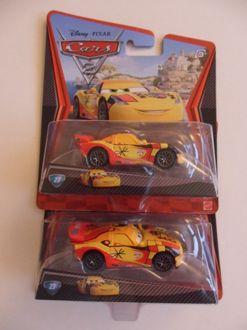 [Cars 2] Les variants  - Page 15 00813
