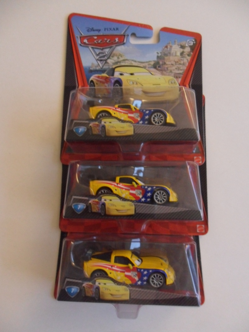 [Cars 2] Les variants  - Page 15 01411