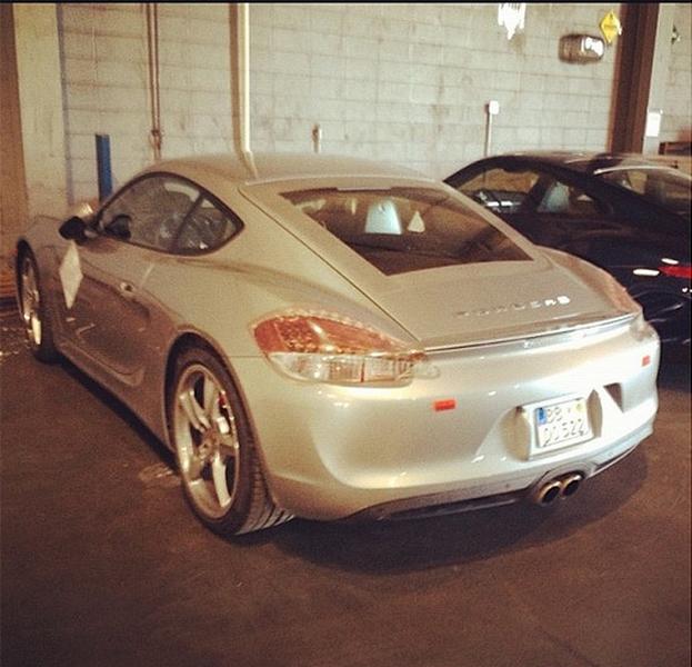 2012 - [Porsche] Cayman [981] - Page 2 Cay210