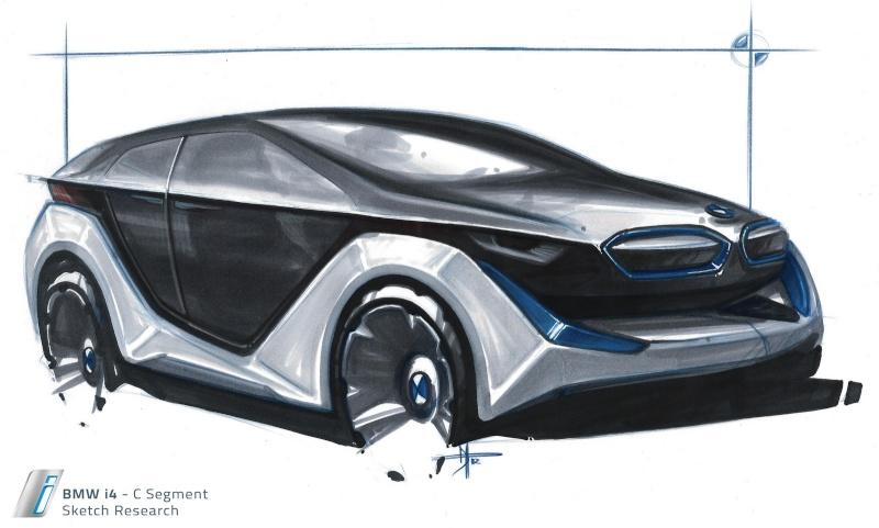 2021 - [BMW] i4 Front-10