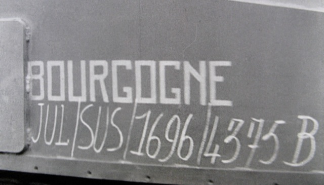 Films d'archives débarquement du 12° RCA Bourgo10