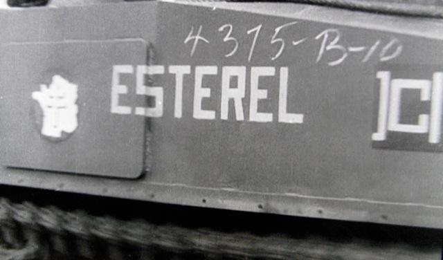 Films d'archives débarquement du 12° RCA Estere10