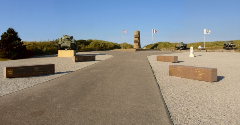 Borne du serment de Koufra: ST MARTIN DE VARREVILLE Site10