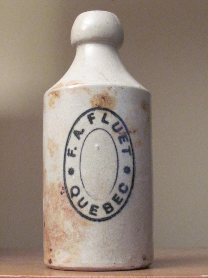 Ginger beer F.A. Fluet à vendre 00910