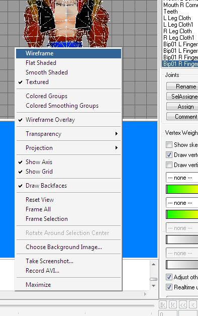 [Parte 2] Configurar Milkshape para trabajar mejor By Computrix_esf Menuve10