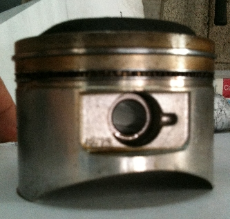 Z1R hauteur joint bloc cylindre Piston10
