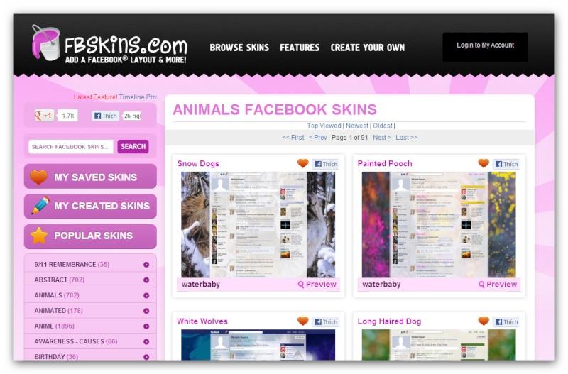Facebook: Trang Trí Profile bằng ứng dụng Social Extras Ashamp34
