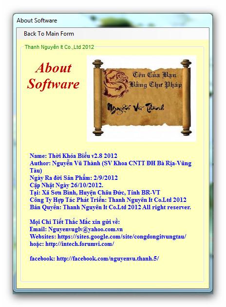 Thời Khóa Biểu v2.8-Thanh Nguyên It Co.Ltd 2012 Ashamp55