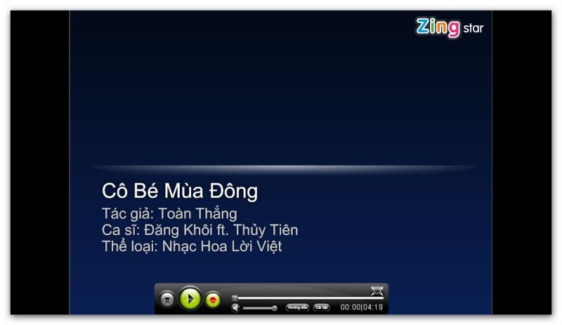 Zing Karaoke Offline bản Beta. Ashamp77