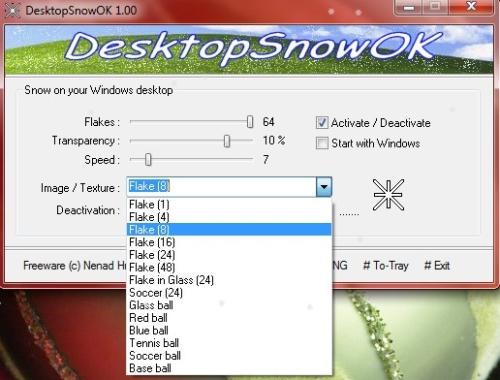 Tạo tuyết trên desktop cho mùa giáng sinh Deskto11