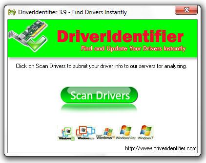 Driver Identifier-Kiểm tra và cập nhật trình điều khiển Driver10