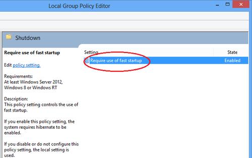 trên - Vô hiệu tùy chọn Fast Startup trên Windows 8 Lampq-10