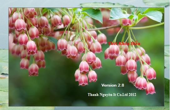 Thời Khóa Biểu v2.8-Thanh Nguyên It Co.Ltd 2012 Schedu10