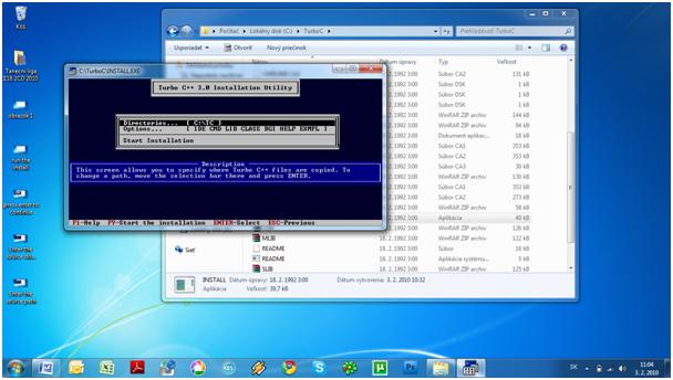 Hướng Dẫn Cài Đặt Tubor C++ trên Win7 32bit Step610