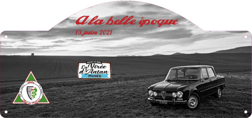 Alfa Club des volcans - A la Belle Epoque 0-plaq10