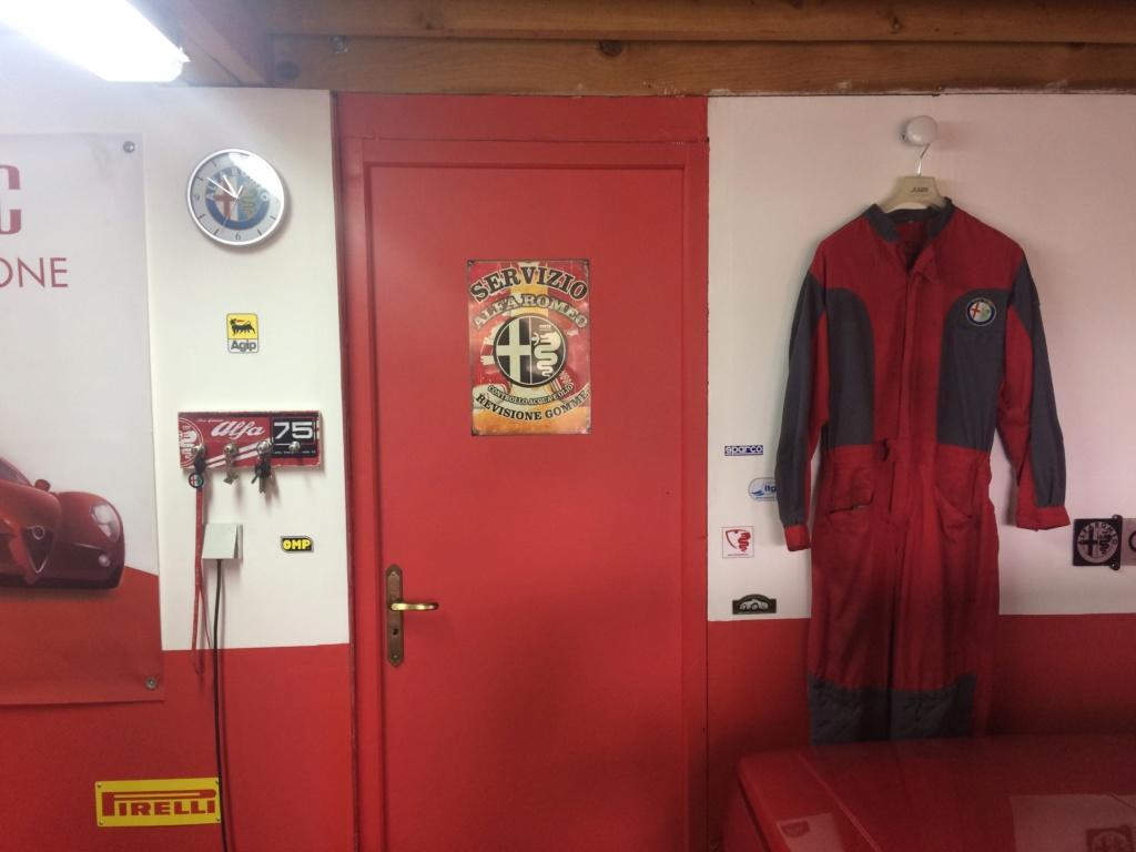 Progetto Garage à Riton ... 3111