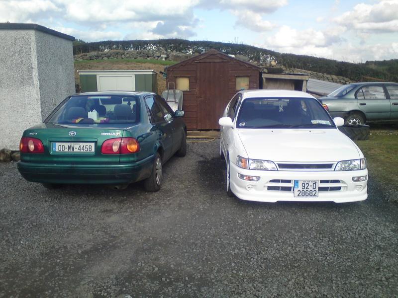 JDM Corolla E10 ireland Dsc00710