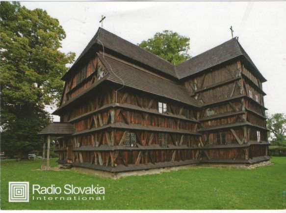 QSL radio slovaquie international Radio_11