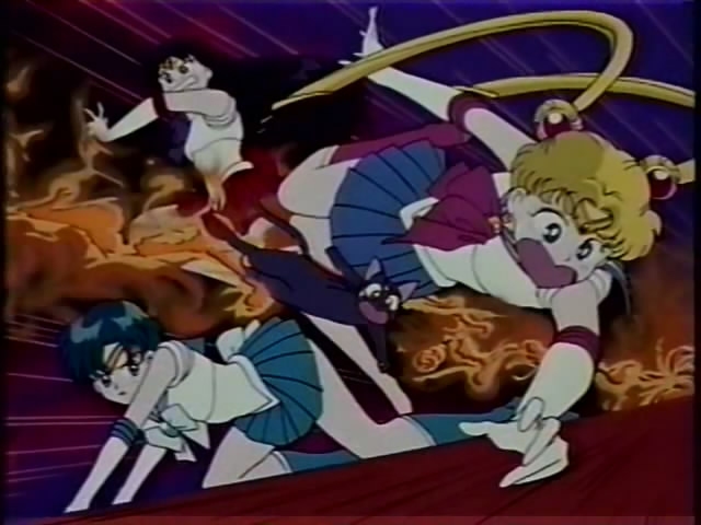 Sailor Moon Screen Captures 02110