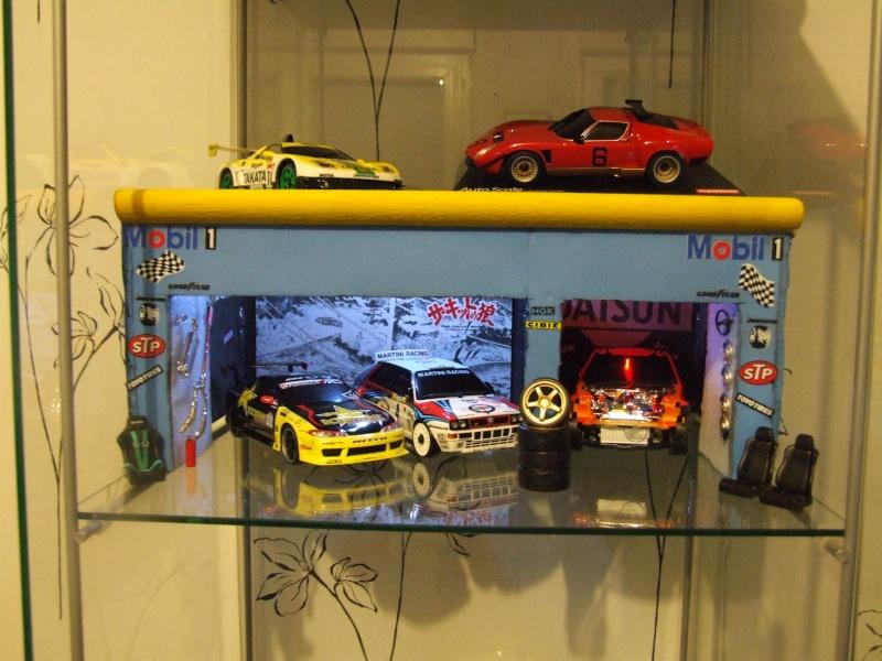Mon garage: Twingo rs, 207 rc cup, citroene ds wrc, subaru wr Dscf6310