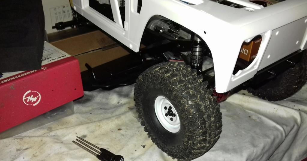 Land Rover Defender 110 Modifier Class 2 20190427