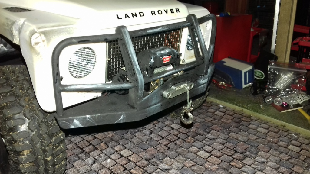 Land Rover Defender 110 Modifier Class 2 20190474