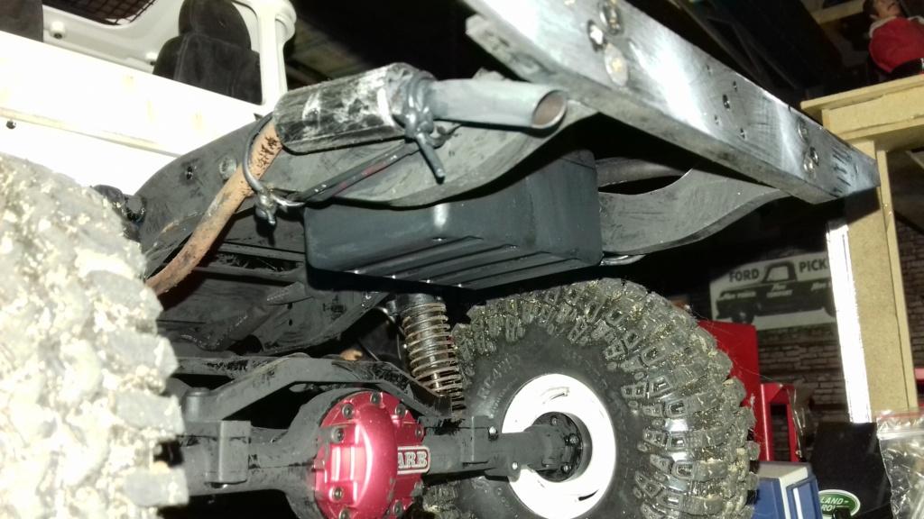 Land Rover Defender 110 Modifier Class 2 20190482