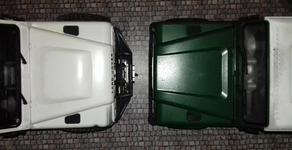 Land Rover Defender 110 Modifier Class 2 20190486